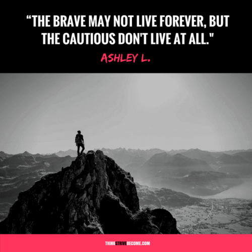 Courage Quotes Brave